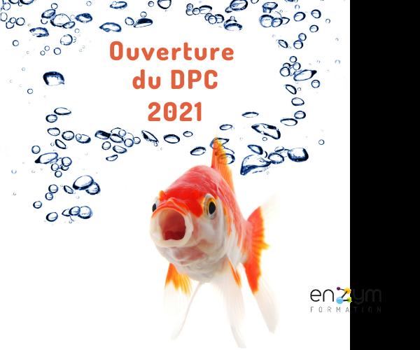 Formations DPC 2021 ouvertes
